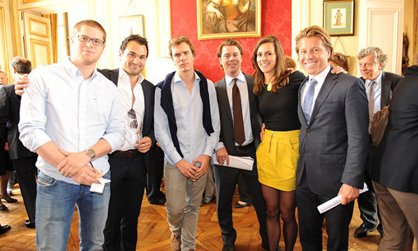 Leonardo da Vinci Prize Ceremony award – Paris 2011