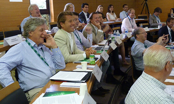 Henokiens work shop – Insead 2014