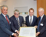 2012 Prize awarded to Otto Bock HealthCare GmbH