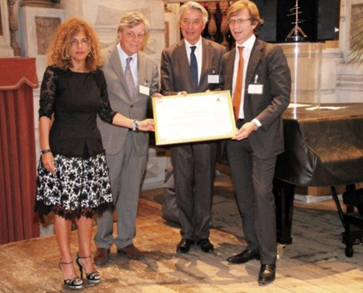2015 Prize awarded to Bracco