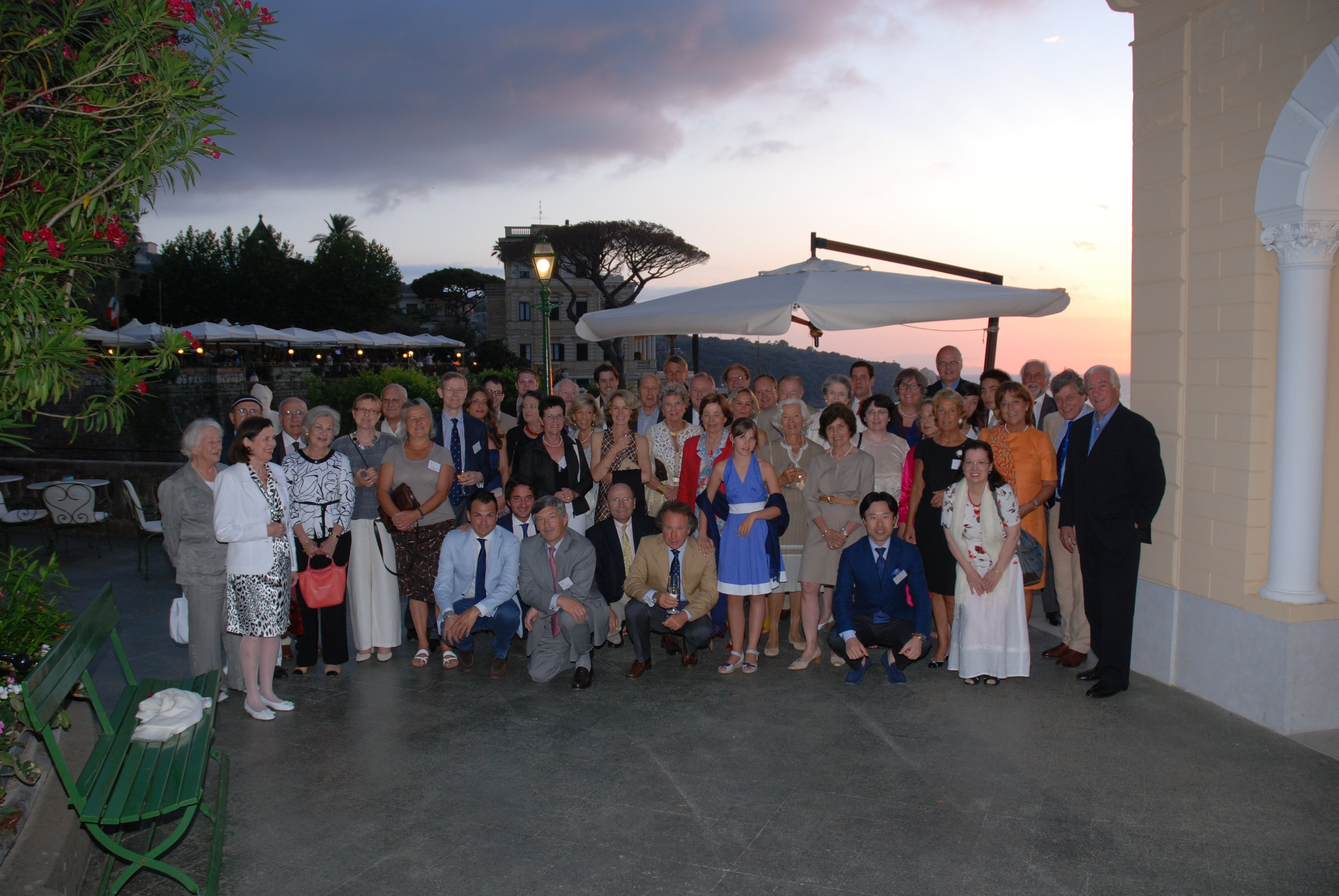 2010 Annual General Meeting in Sorrento